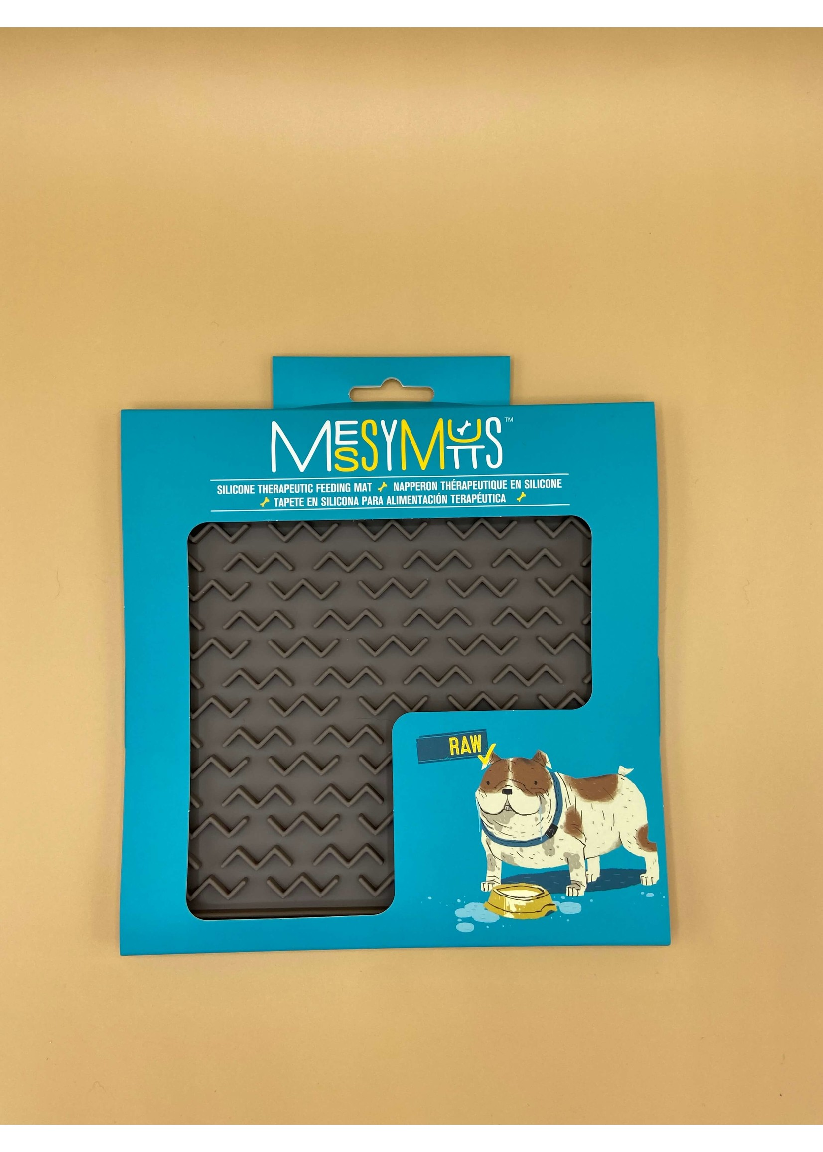 Messy Mutts Messy Mutts Dog Lick Mat