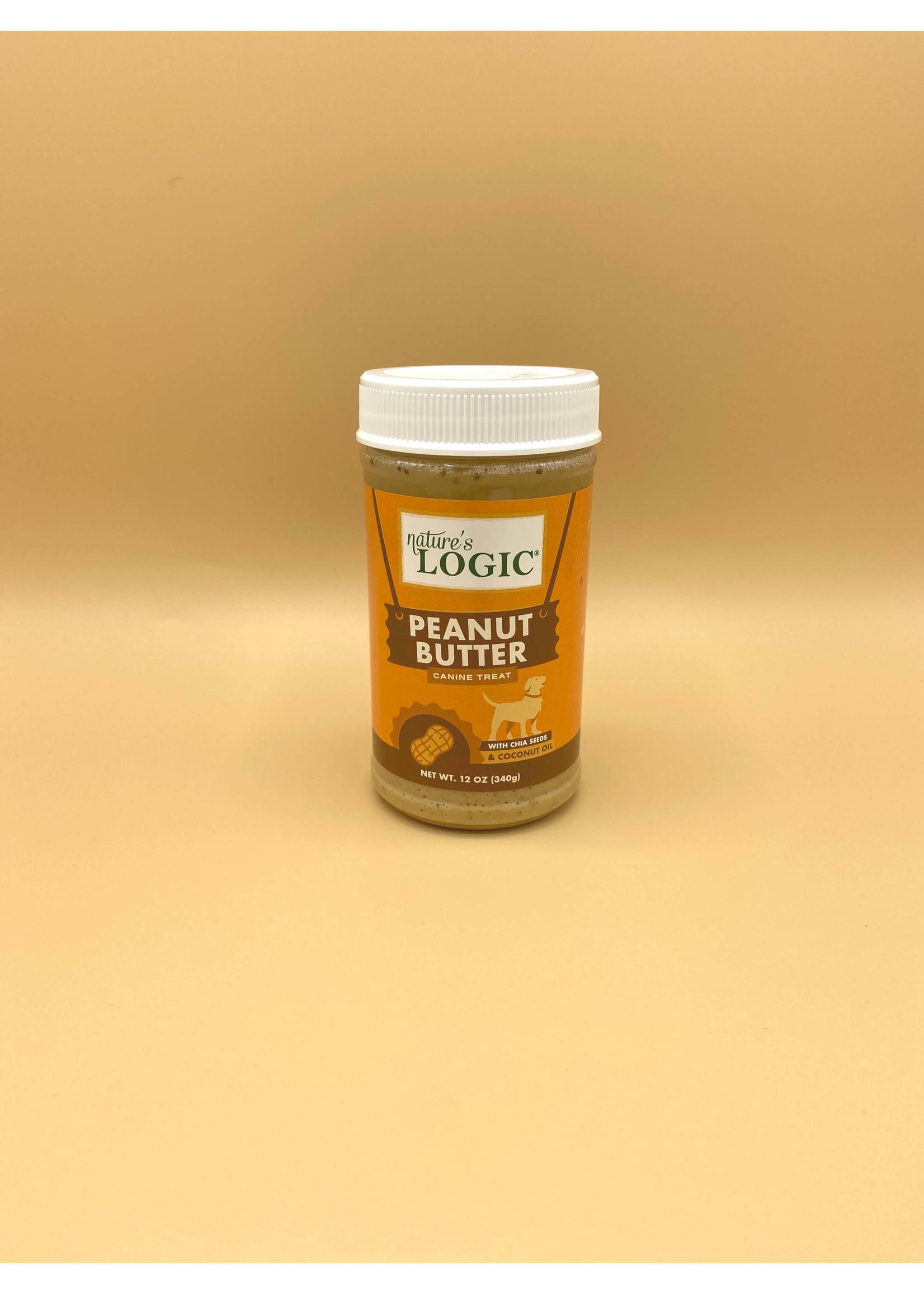 Nature's Logic Nature's Logic 12oz Peanut Butter