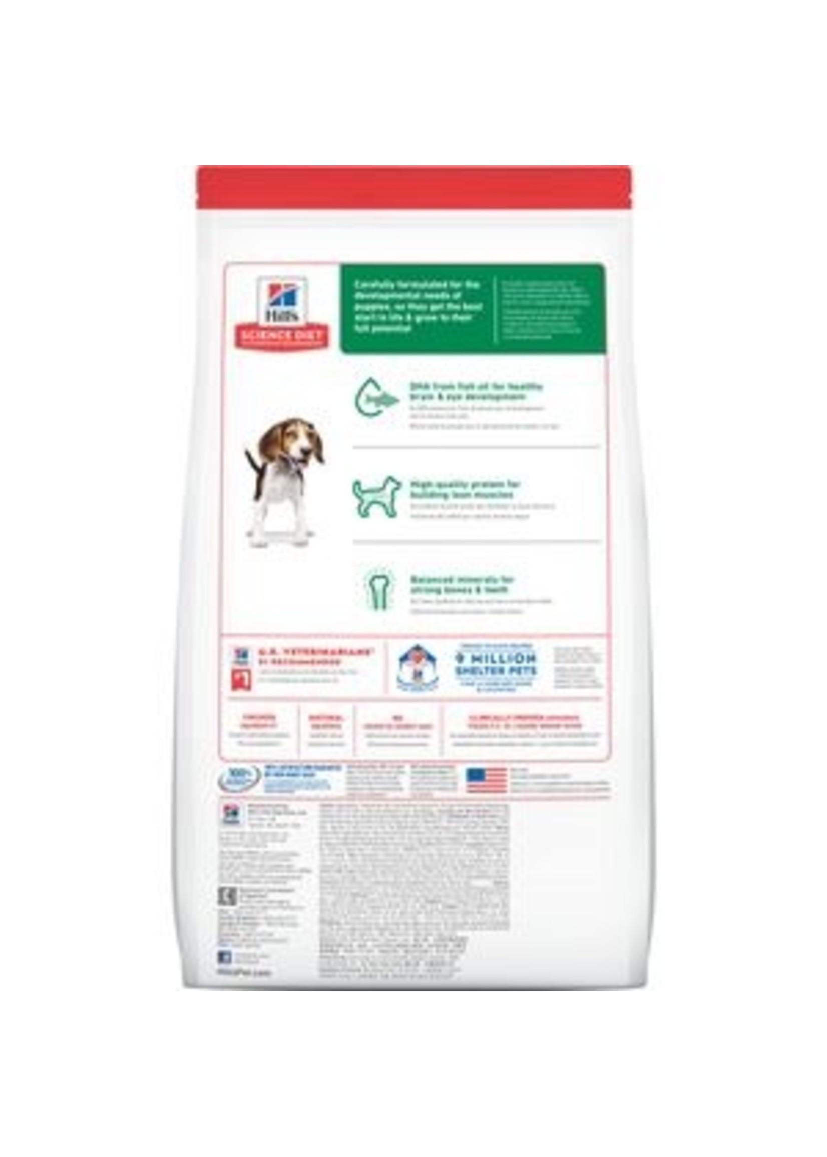 Hill's Science Diet Hill's Science Diet Puppy Chicken Meal & Barley