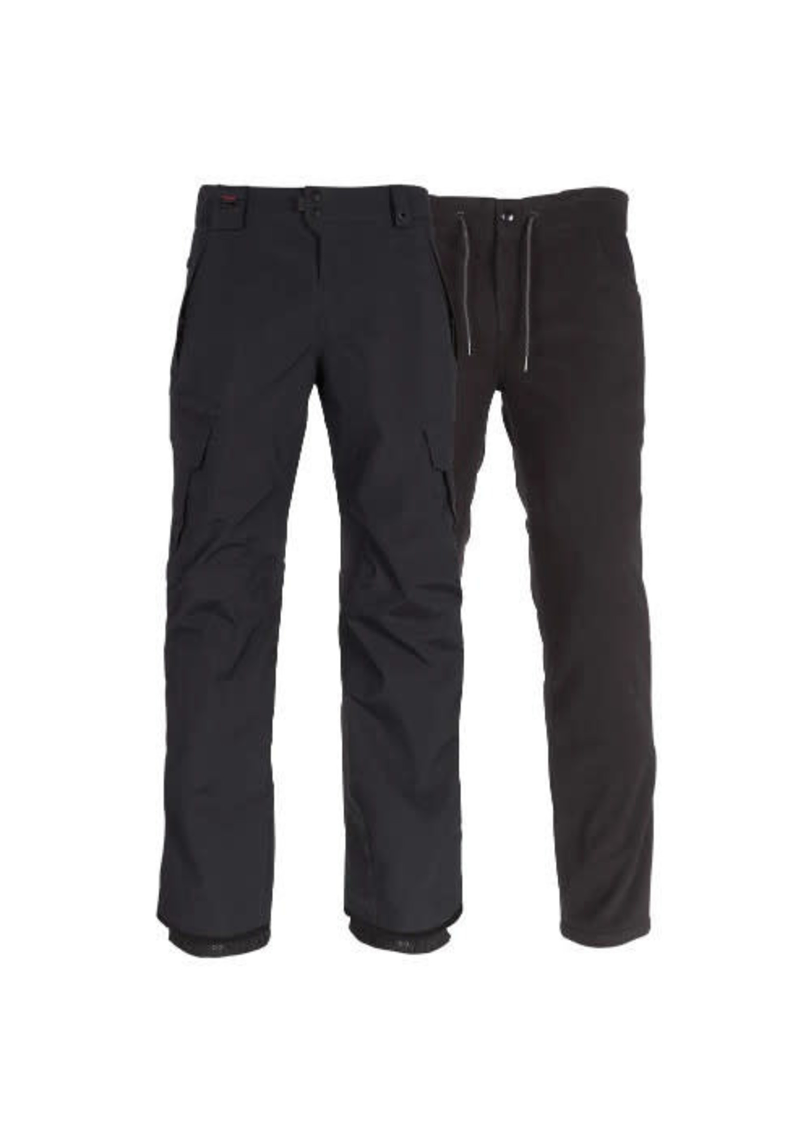 686 Smarty 3-in-1 Cargo Pant 2020 XS Black