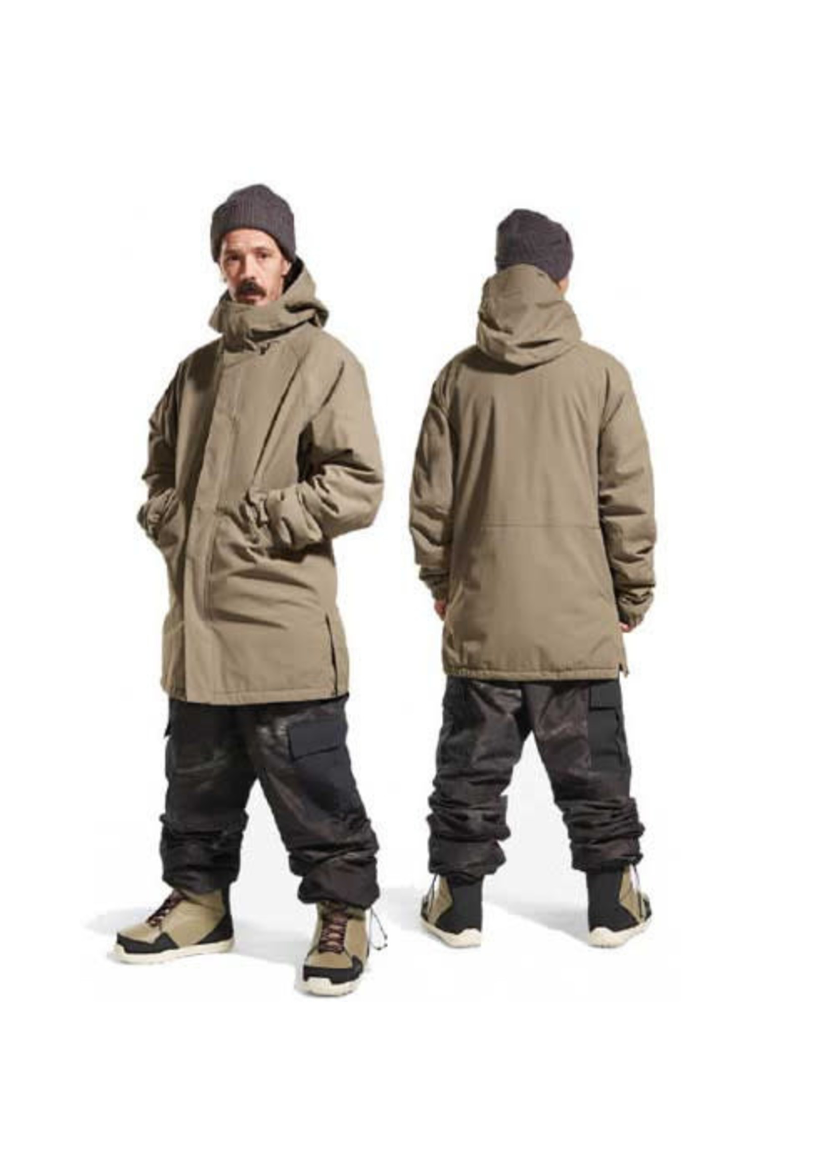 Thirtytwo Lodger Parka 2020 XL Olive
