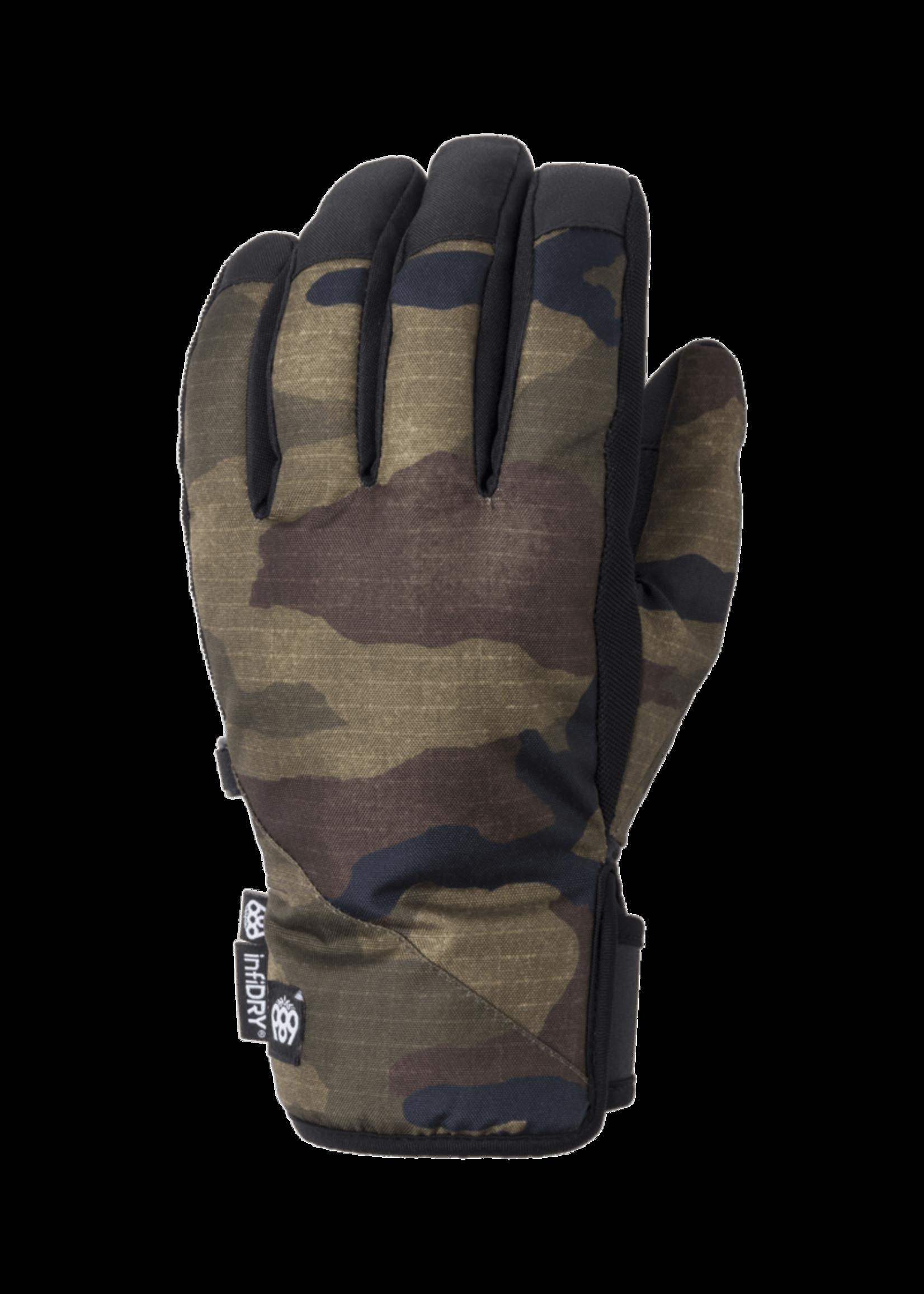 Skull Skate 686 Ruckus Glove