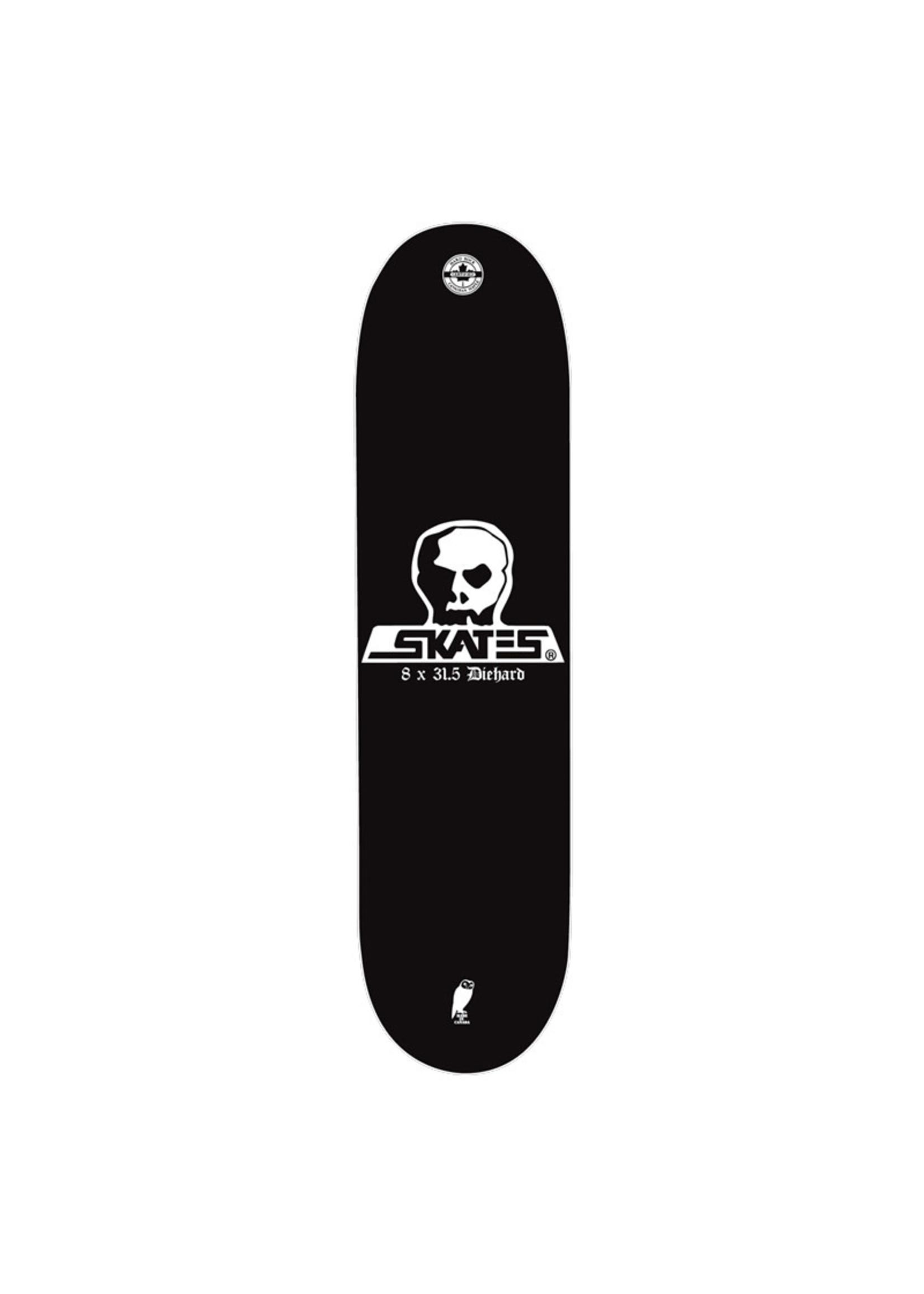 Skull Skate Skull Skate Diehard Decks