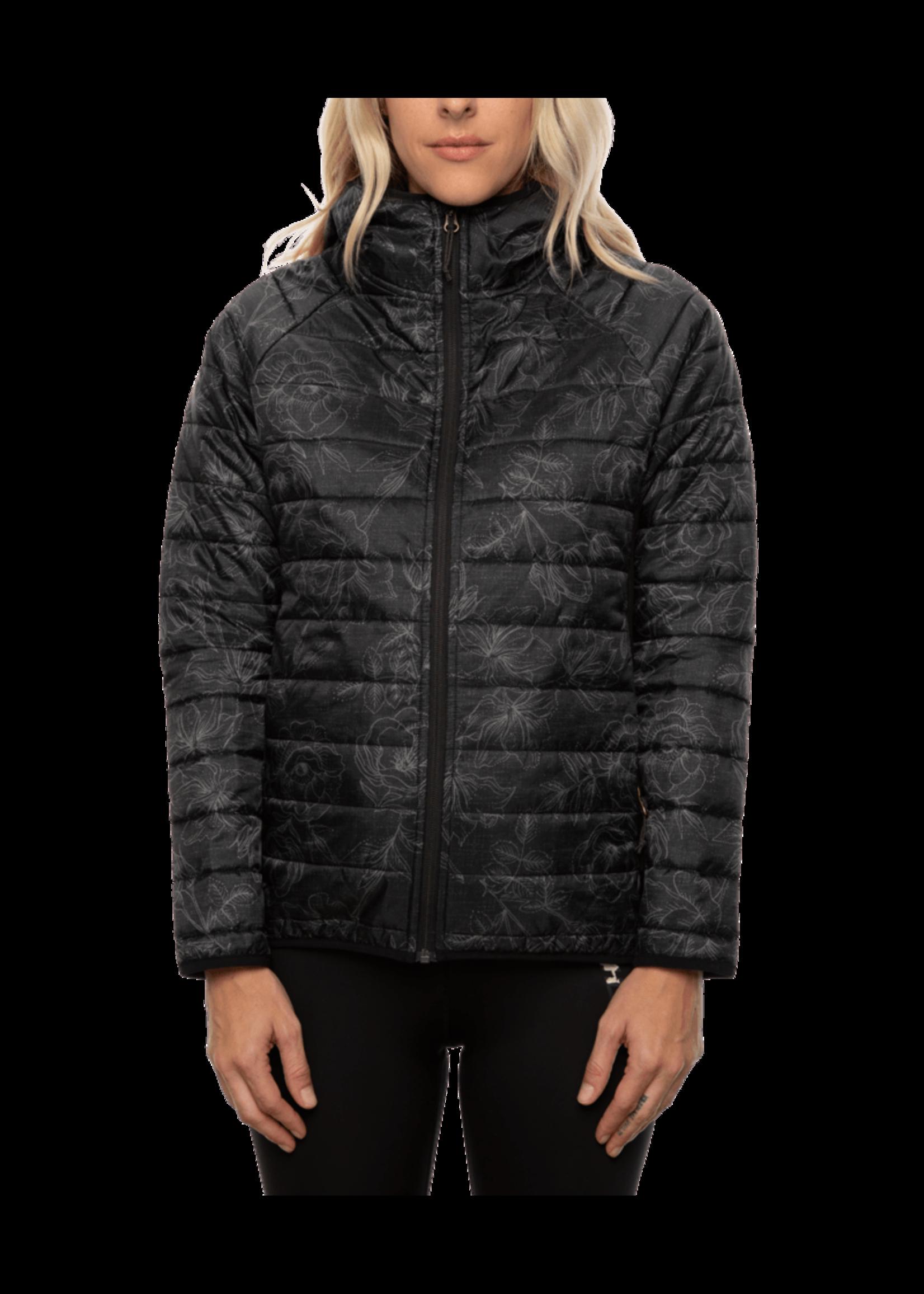 686 686 Thermal Puff Hood Jacket