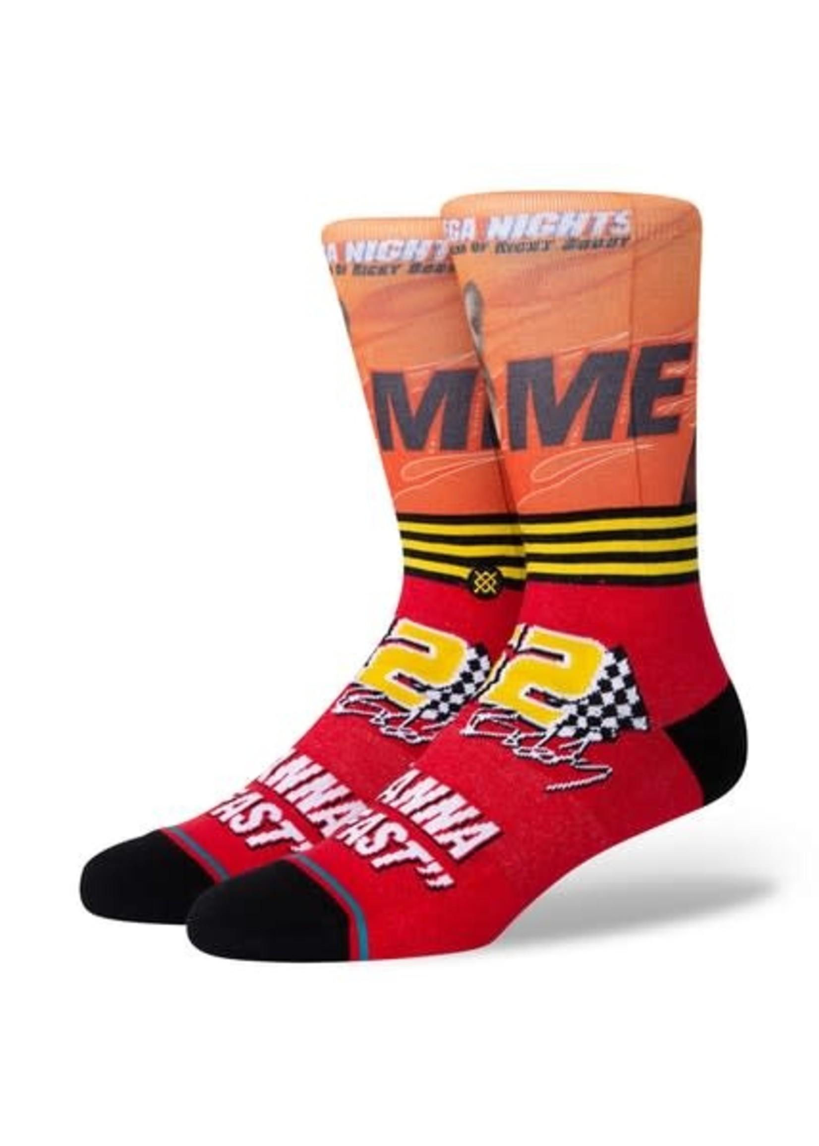 Stance Stance Talladega Nights I Wanna Go Fast Socks