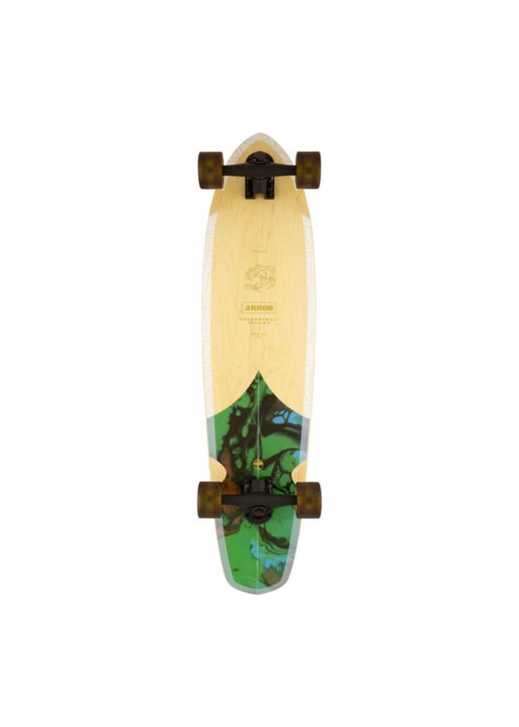 Arbor Arbor Longboard Groundswell Mission