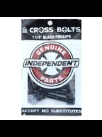 Independent Independent Cross Bolts