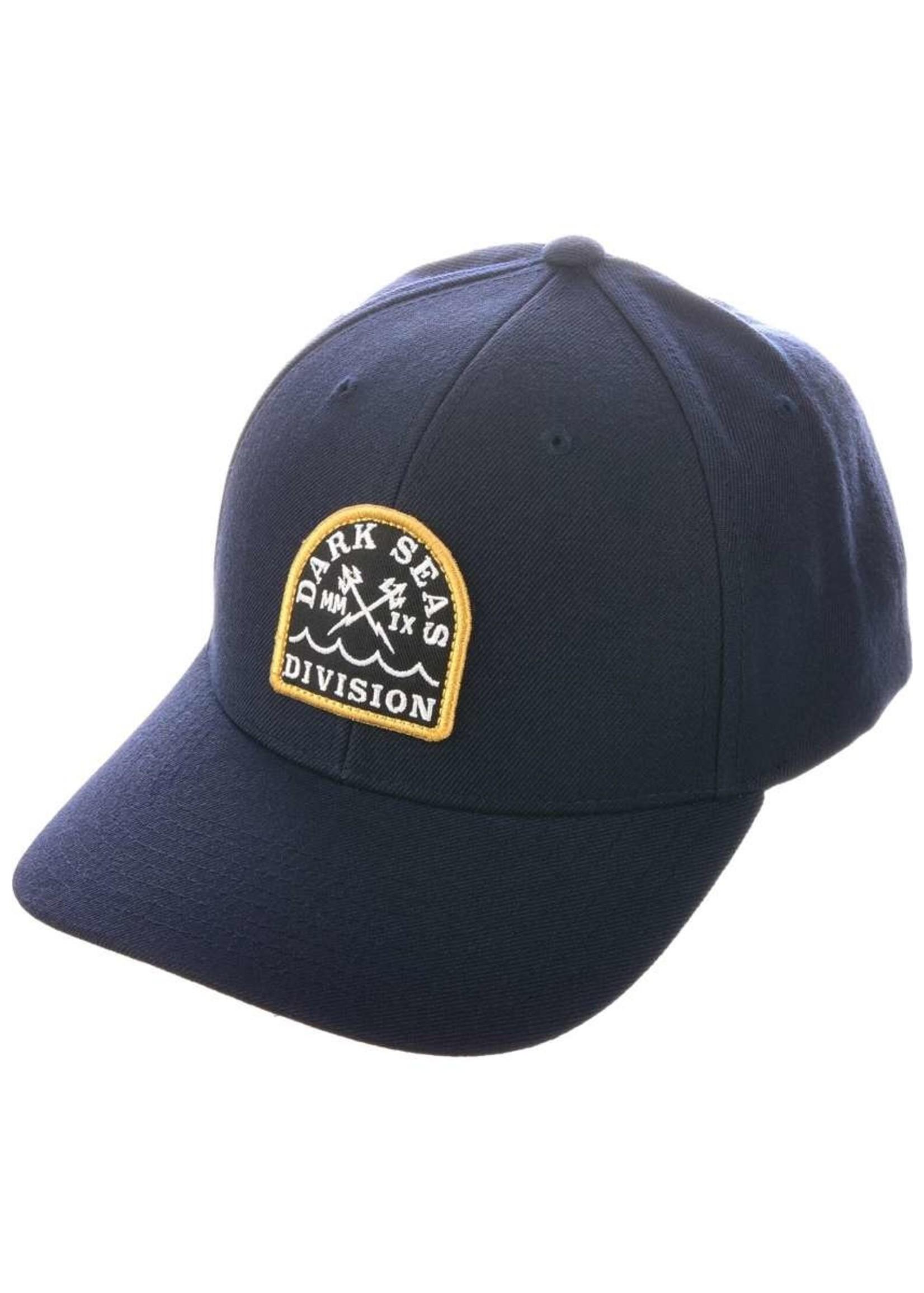 Dark Seas Dark Seas Melbourne Snapback Hat