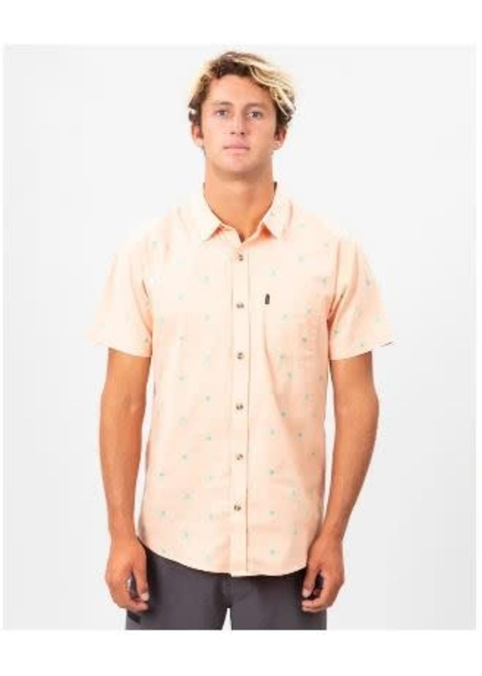 Ripcurl Ripcurl Hula Palm Tree S/S Shirt