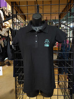Boardstiff Women's Golf Shirt - Fernie Logo