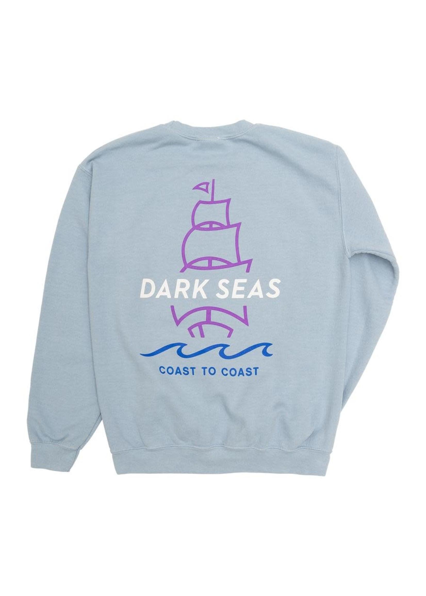 Dark Seas W Seafaring Vintage Crew