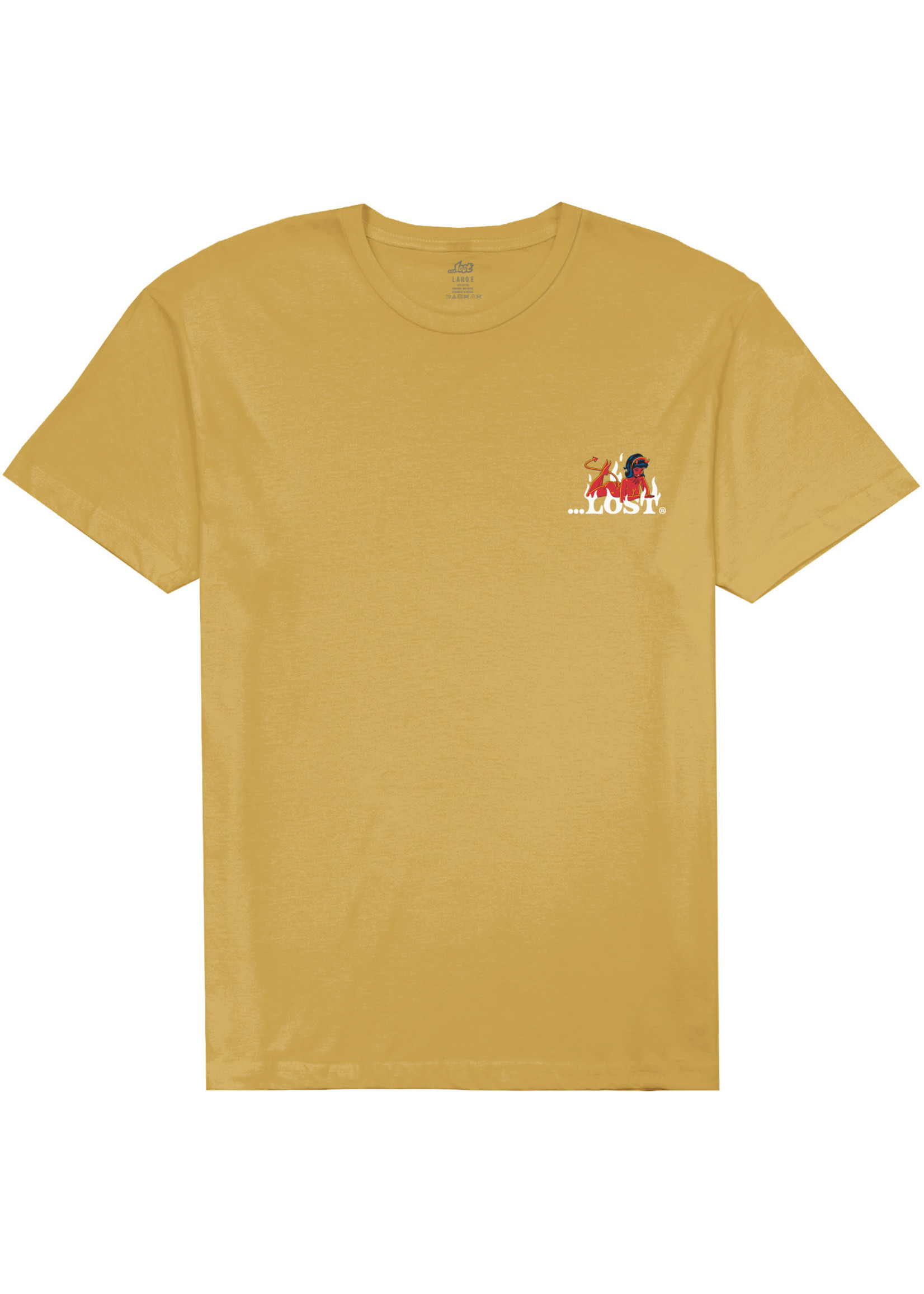 Lost Lost Inferno Tee