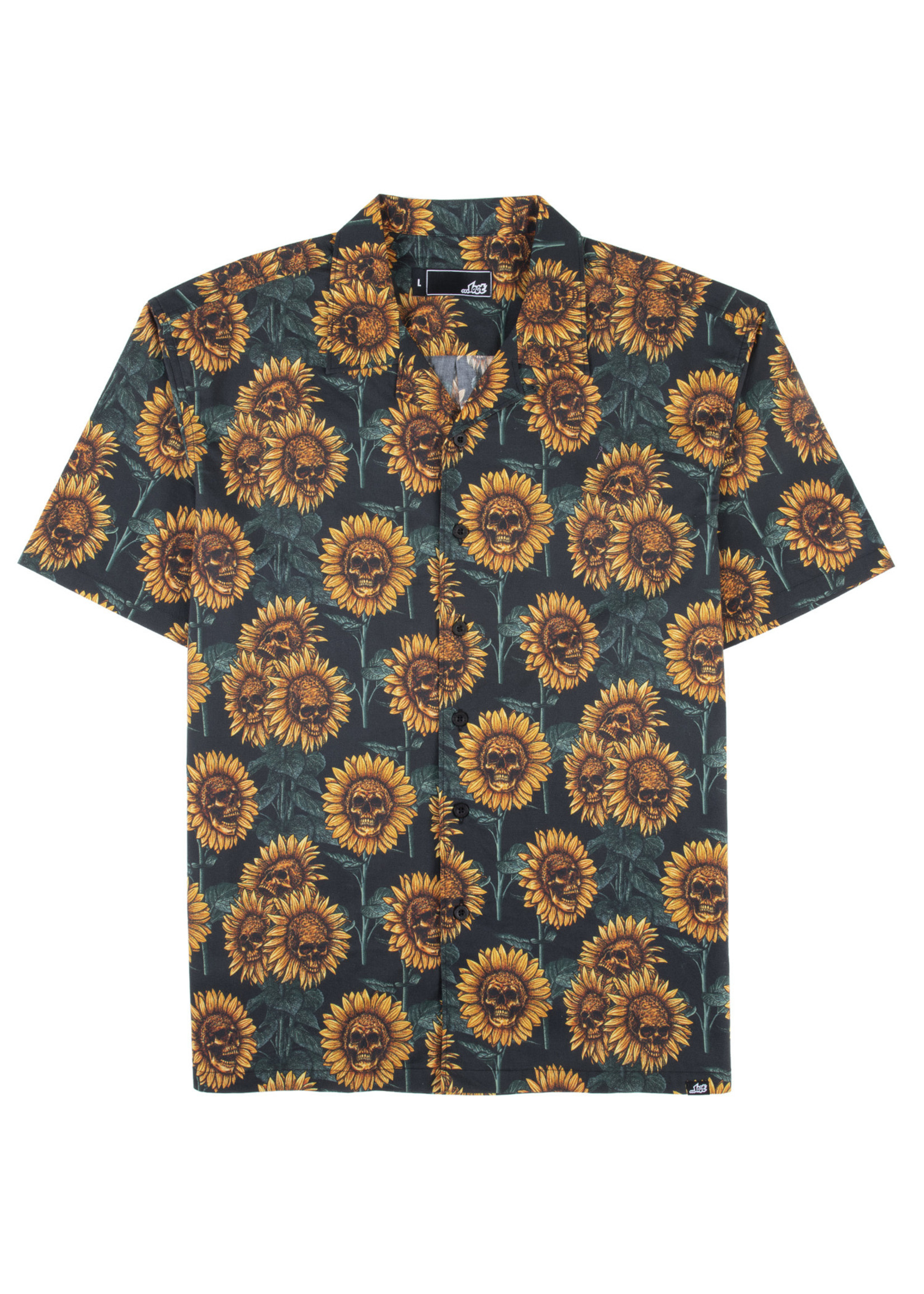 Lost lost Dying Sun Woven Shirt
