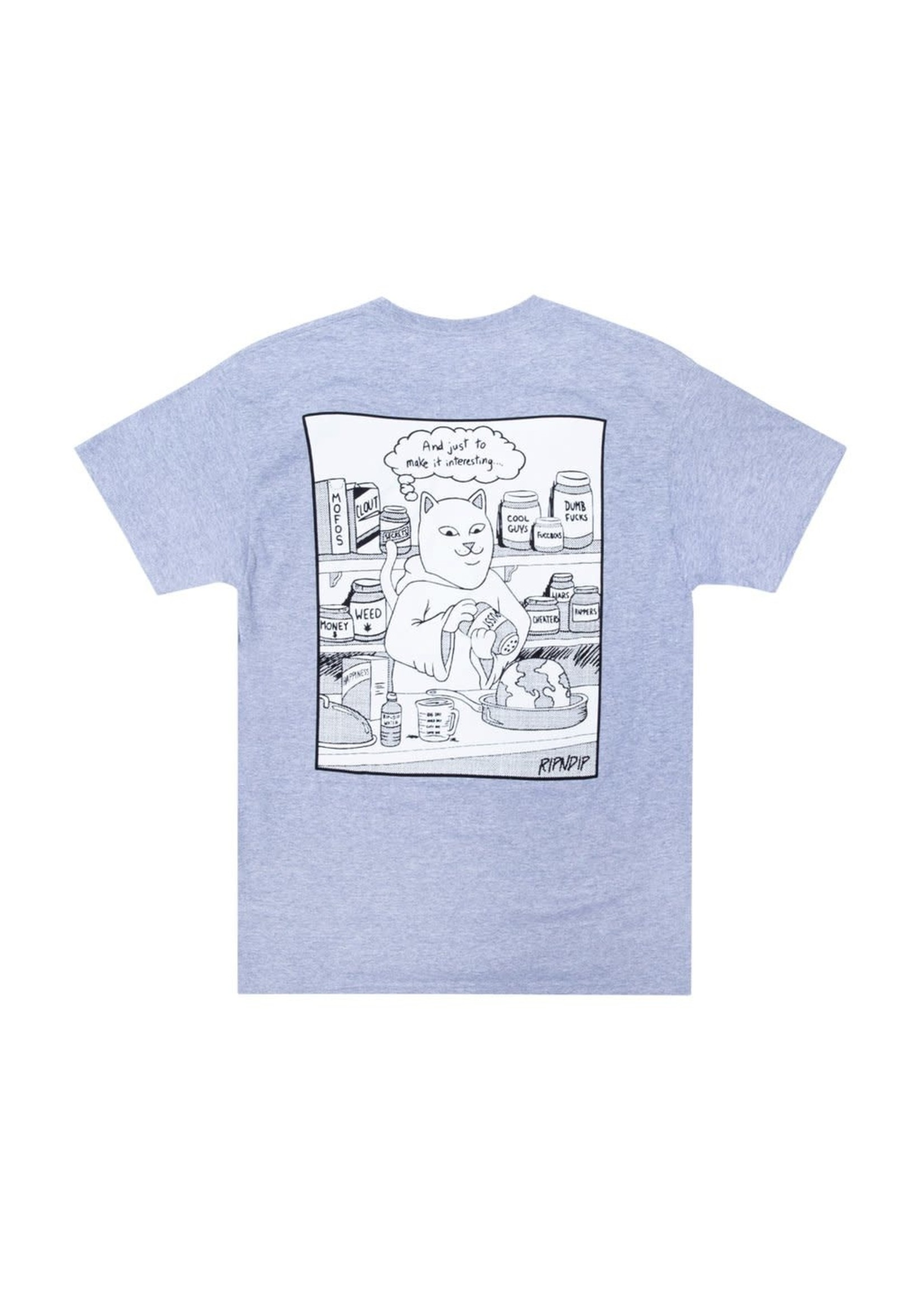 RIPNDIP RipnDip T-shirt Shake n Bake