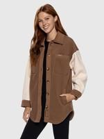Team Ltd. Team Ltd. Fleece Scoop Jacket