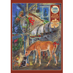Cobble Hill CH88035 Holiday Horsies (Puzzle275)