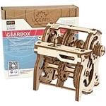 UGEARS UGR70131: STEM LAB Gearbox