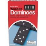 Dominoes: Double 9 (Wooden)