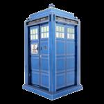 MMS400M: Dr. Who Tardis