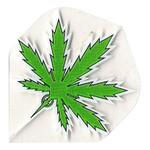 580135: Green Pot Leaf Flights