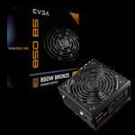 EVGA PS 220-B5-0850-V1 850W  Power Supply