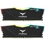 T-Force Delta 8GB X2 DDR4 3200MHz Black RAM