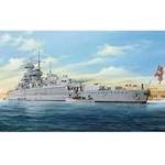 Trumpeter 1/350 German Pocket Battleship (Panzer Schiff) Admiral Graf Spee