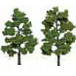 Woodland Scenics WOO1515 6-7'' Trees Light Green