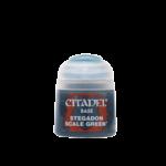 Paint - Base BASE: STEGADON SCALE GREEN