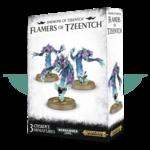 Chaos Daemons DAEMONS OF TZEENTCH FLAMERS OF TZEENTCH