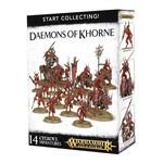 Chaos Daemons START COLLECTING! DAEMONS OF KHORNE