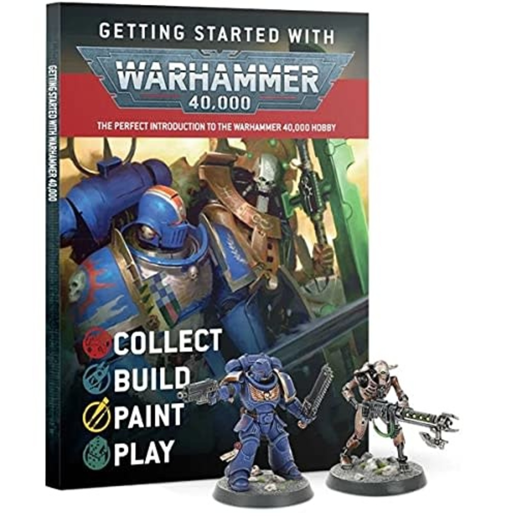 Starter Product GETTING STARTED WITH WARHAMMER 40K