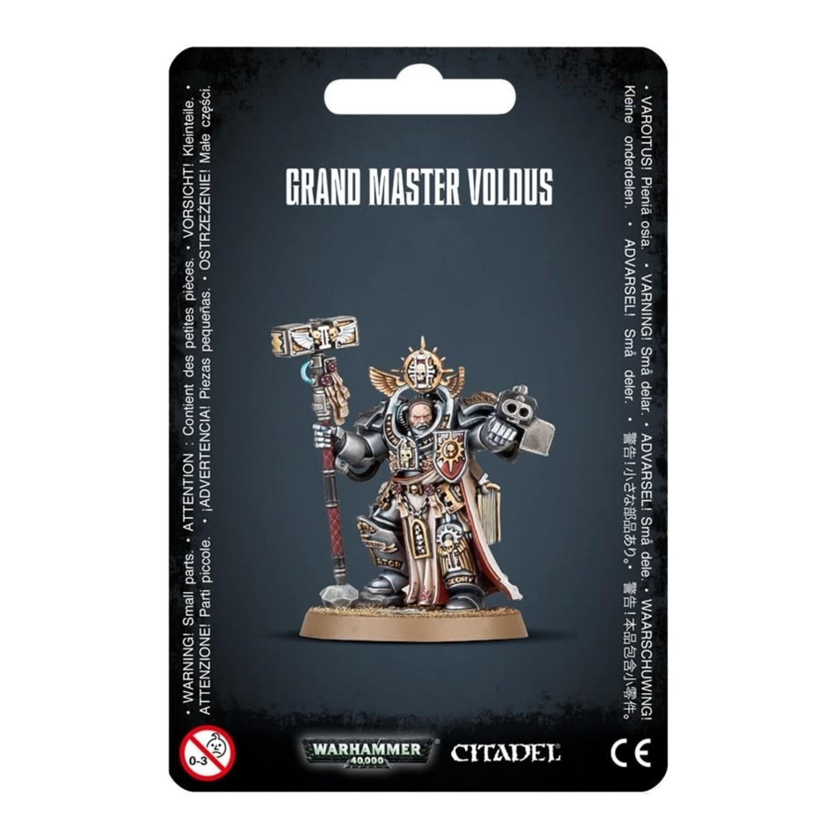 Grey Knights GREY KNIGHTS GRAND MASTER VOLDUS