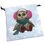Steve Jackson Games Dice Bag Festive Owls
