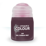 Paint -Airbrush AIR: GAL VORBAK RED