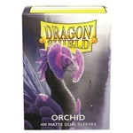 15041 Matte Dual Orchid Dragon Shield Sleeves (100pc)