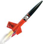 Estes EST651 Der Red Max Rocket