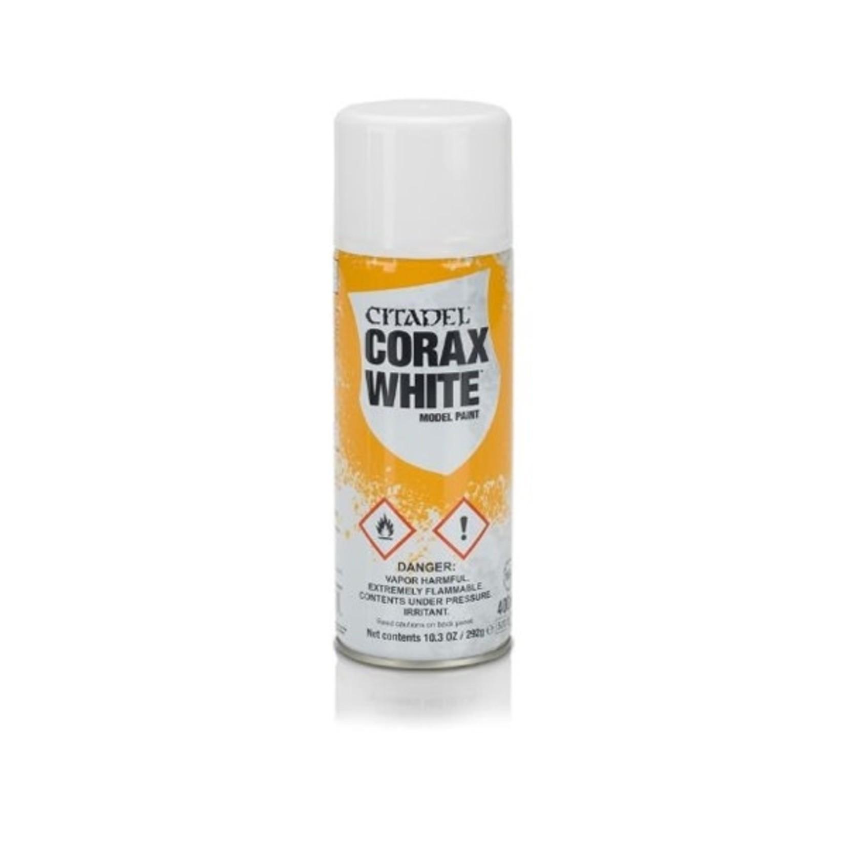 Spray Can CORAX WHITE SPRAY