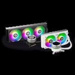 LIA AC Galahad AIO 360 RGB Black Liquid Cooler