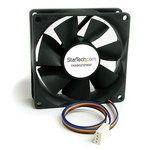 Startech 80x25mm Fan/Pulse Width Modulation