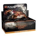 Wizards of the Coast MTG Innistrad Midnight Hunt Draft Booster (36pc)
