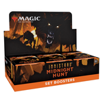 Wizards of the Coast MTG Innistrad Midnight Hunt Set Booster (30pc)