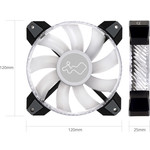 In-Win Saturn ASN120 ARGB 3 Fan Pack