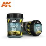 AK Interactive AK-8003 Water Gel Atlantic Blue (250ml)