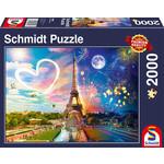 Schmidt SCH58941 Paris Day and Night (Puzzle2000)