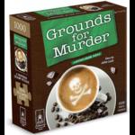 University Games UN33116 Grounds for Murder (Puzzle1000)
