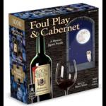 University Games UN33117 Foul Play & Cabernet (Puzzle1000)