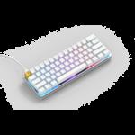 Glorious Glorious GMMK 60% White Ice Brown Switch Keyboard