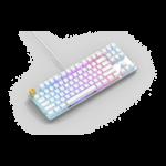 Glorious Glorious GMMK TKL White Ice Brown Switch Keyboard