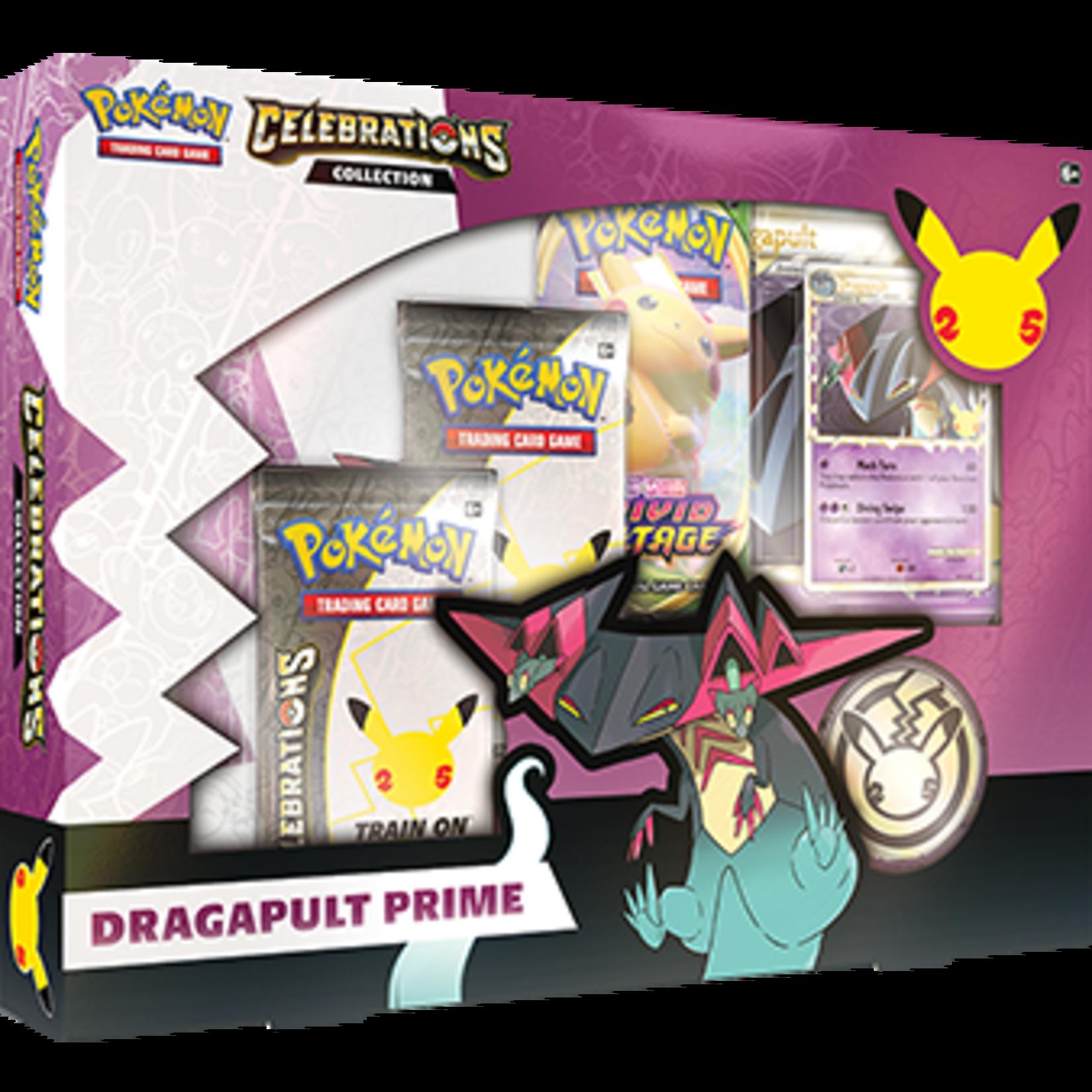 Pokemon Pokemon Celebrations Dragapult Prime